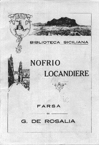 Nofrio Locandiere, c1917