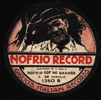 Nofrio Label, 1920's